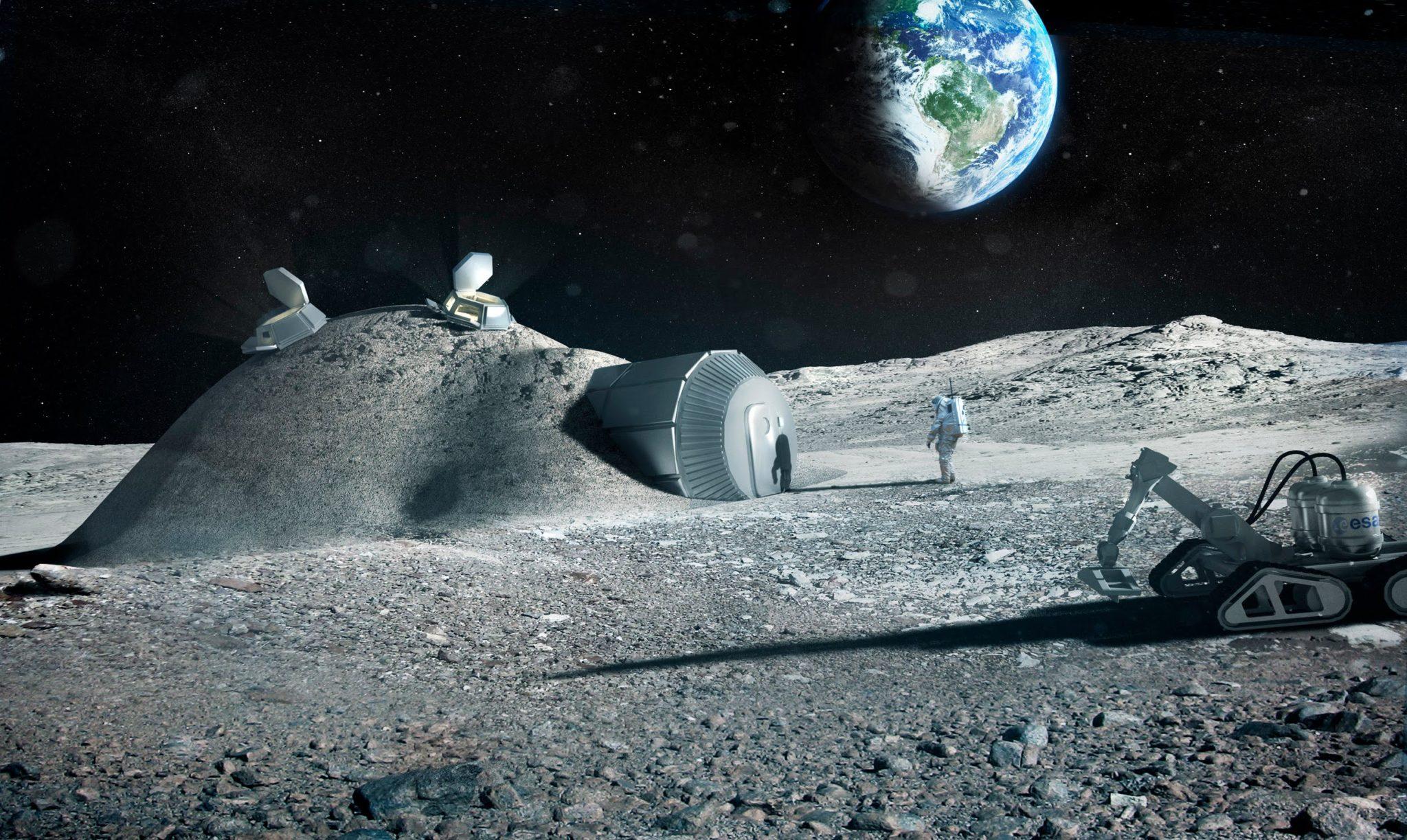 Randki z kraterami księżycowymi